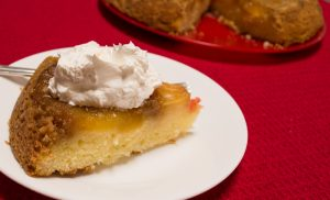 GF Pineapple Upside Down Cake