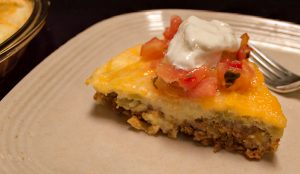Gluten-Free Impossible Taco Pie