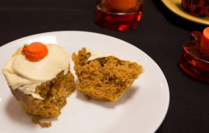 Pumpkin Cupcakes That Are Gluten-Free and Egg-Free