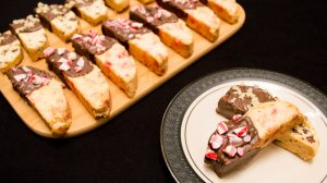 Biscotti–Peppermint or Chocolate Chip